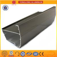 Buy cheap Oxidation Aluminum Heatsink Extrusion Profiles High Film Adhesion from wholesalers