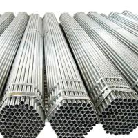 Buy cheap Q235 48mm Seamless Carbon Steel Pipe Scaffolding , Hot Dip Galvanized Steel Pipe from wholesalers