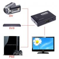 Buy cheap 250 MHz Hdmi Output Switch , Hdmi Multi Switch 60Hz Vertical Frequency Range product