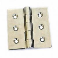Buy cheap stainess steel door hinge and cabinet hinge from wholesalers