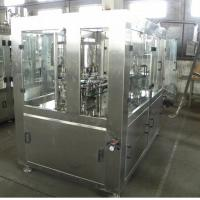 Buy cheap Beer Canning Line Small Capacity Beer Canning Machine Beer Can Seamer 1000-2000 cans per hour from wholesalers