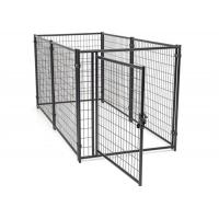 Buy cheap Pretty Modular Dog Kennels For Puppies Extra Small Solid Steel Bar from wholesalers