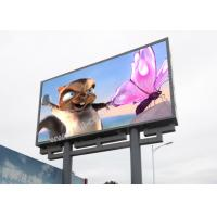Buy cheap Permanent Outdoor Fixed Led Display For Advertising OEM / ODM Available from wholesalers