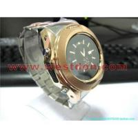 Buy cheap Quad-band watch phone steel 1.3 million pixels W95 from wholesalers