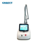 Buy cheap 10600nm Portable Fractional Co2 Laser Skin Resurfacing Machine from wholesalers