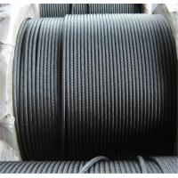 Buy cheap Organic Core Stainless Steel Wire Rope For Construction 5.0mm-28mm Dia from wholesalers