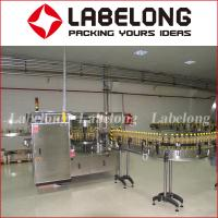 Buy cheap Small Bottle Cooking Oil Filling Capping Machine , 3 In 1 Water Bottling Machine from wholesalers