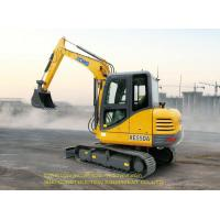 Buy cheap Compact Mini Excavator Machines Used In Road Construction XE55DA 5.5 Ton from wholesalers