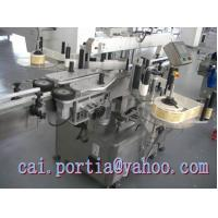 Buy cheap Front and Back Label applicator machine from wholesalers