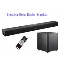 Buy cheap Powerful 3D Surround TV Soundbar with Subwoofer / Bluetooth / Optical Input from wholesalers