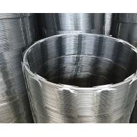 Buy cheap Galvanized / PVC Coated Razor Barbed Wire Coil , Stainless Steel Razor Wire Concertina from wholesalers