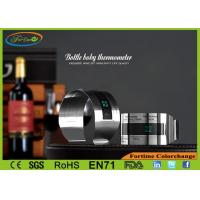 Buy cheap LCD Stainless Steel Wine Thermometer For Mesure Wine Temperature from wholesalers