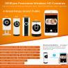 Buy cheap EC5 720P Fisheye Panorama WIFI P2P IP Camera IR Night Vision CCTV DVR Wireless Remote Surveillance on iOS/Android App from wholesalers