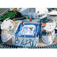 Buy cheap 19 X 13.5m Area Water Wave Pool , Artificial Wave Pool With 165 KW Power from wholesalers