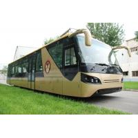 Buy cheap Professional 13 Seat Airport Coaches Apron Bus With Cummins Engine from wholesalers