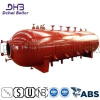 Buy cheap 10~1000 Ton Steam Drum In Boiler Water Steam Reservoir Phase Separator from wholesalers