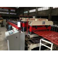 Buy cheap 29-198-990 Tile Span Forming Machine Tile Span Roll Forming Machine from wholesalers