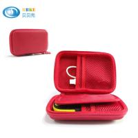 Buy cheap RED Popular Moblie Hard Drive Storage Case , Eva Carrying Case 15.5*10*4cm from wholesalers