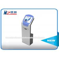 Buy cheap 15 Inch Bill Payment ATM Machine Kiosk Self Service Dual Dot IR Touch Screen from wholesalers