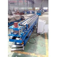 Buy cheap Pre - Painted Steel Shutter Door Roll Forming Machine Hydraulic Cutting from wholesalers