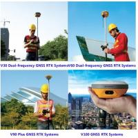 Buy cheap Professional GPS surveying instruments Hi-target V90 gnss rtk system from wholesalers