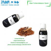 Buy cheap tobacco flavor concentrate/tobacco flavour/flavoring concentrate/Xian Taima tobacco flavor concentrate for DIY eliquids from wholesalers