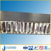 Buy cheap AHP HPL ALUMINUM SANDWICH PANEL MANUFACTUER from wholesalers