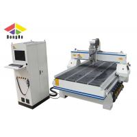 Buy cheap Double Color Plate Three Axis CNC Engraving Machine / 3 Axis CNC Router from wholesalers