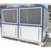 Buy cheap Plate Fin Typed Air Cooled Water Chiller , Programmable Logic Control Panel from wholesalers