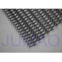 Buy cheap Lightweight Architectural Metal Fabric Various Textures With 62% Opening Rate product