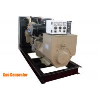 Buy cheap Cummins engine Stamford Natural Gas Powered Generator 50 / 60hz for oil field from wholesalers