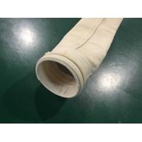 Buy cheap 350 m3 Blast Furnace High temperature dust filter bag used in dry GCP system India steel plants FMS brand from wholesalers