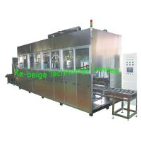 Buy cheap Multiple-Robot Arms Ultrasonic Cleaning Equipment for Stamping Parts Cleaning from wholesalers