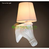 Buy cheap Hand Carved Wall Lamp Iron Global Bulb Lighting Led Residential Lighting from wholesalers