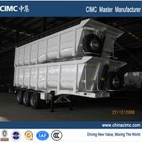Buy cheap hot selling dump trailer , hydraulic dump trailer , tractor hydraulic dump trailer from wholesalers