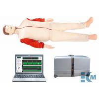 Buy cheap Seniro CPR manikin(computer control)- KM/CPR780, CPR training manikin computer control from wholesalers