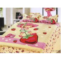 Buy cheap Happy girl bed cover set from wholesalers