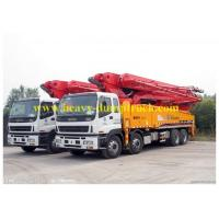Buy cheap SANY Concrete Pump mounted Truck SYG5330THB with 47m boom 120m3/h output from wholesalers