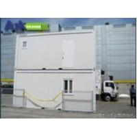 Buy cheap Ricated Office Container House from wholesalers