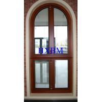 Buy cheap Soundproof Metal Clad Wood Windows , Security Internal Double Glazed Window Units from wholesalers