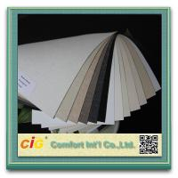 Buy cheap 0-5% openness Sunscreen Fabric 70%PVC 30%Polyester Fabric pvc sunscreen For Roller blind from wholesalers