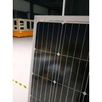 Buy cheap 300W Residential Solar Power Panels 12 Cells With Anodized Aluminum Frame product