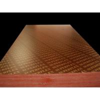 Buy cheap Construction Formwork Shuttering Flim Faced Plywood from wholesalers