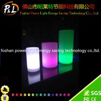 Buy cheap Color Changing Decoration Bar  LED Table Pillar Lamp product