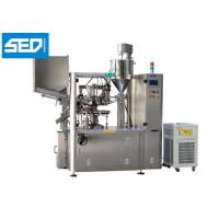 Buy cheap 12 Stations Automatic Tube Filling Sealing Machine With 70 - 80 Tubes Per Minute Capacity from wholesalers