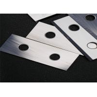 Buy cheap 30*12*1.5,Woodworking Carbide Cutting Inserts / Spiral Planer Tungsten Carbide Blanks from wholesalers