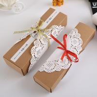 Buy cheap Drawer Style Food Packaging Box Macaron Gift Box Easy To Carry And Store from wholesalers