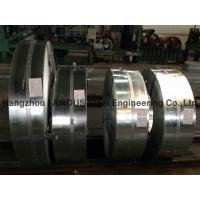 Buy cheap Cold Rolled Hot Dipped Galvanized Steel Strip Galvanized Steel Coil 600mm - 1500mm Width from wholesalers