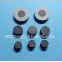 Buy cheap Diamond wire drawing die blanks from wholesalers