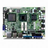 Buy cheap Embedded Compact Extended Form Factor Single-board Computer with Intel Atom N270 Chipset from wholesalers
